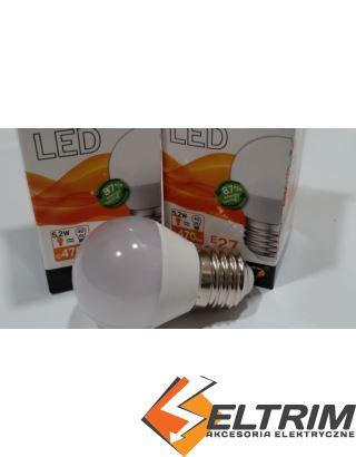 ŻARÓWKA LED E27 8W