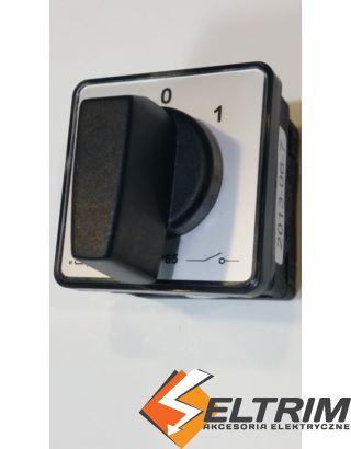 ŁUK 10A ŁK SPAMEL 0-1 1F B/OB SK10-1.825/P23 $