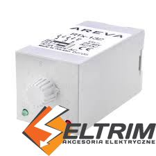 PRZEKAŹNIK RTX-132 220/230V ACDC 10-120s $